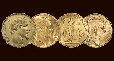 Hand-Picked Gold Coins Steeped in History!