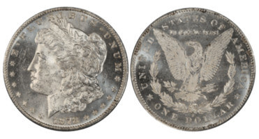Historic Morgan Silver Dollar Sets with Potential to Grow