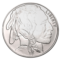 Silver Rounds Obverse